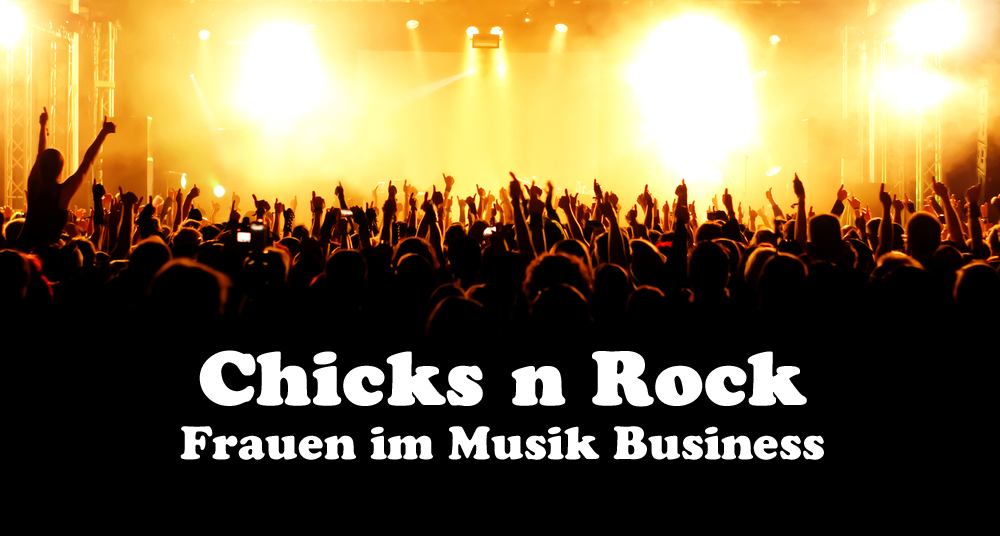 Frauen im Rock Business