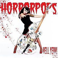 Cover des Albums Hell Yeah von den Horrorpops